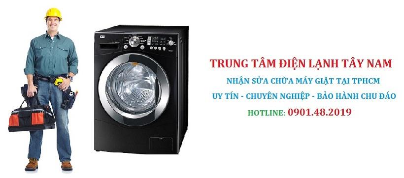 Chuyên sửa máy giặt Electrolux tại nhà TPHCM - Uy tín - Giá rẻ