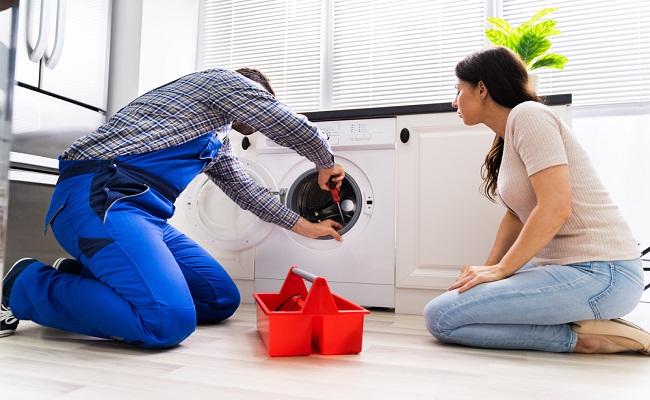 Sửa chữa máy giặt quận 8