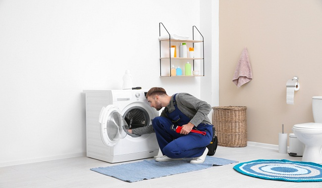 Sửa máy giặt ở quận Phú Nhuận