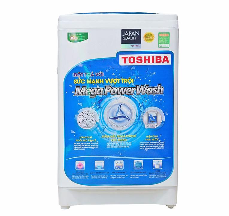 Máy giặt Toshiba báo lỗi E9
